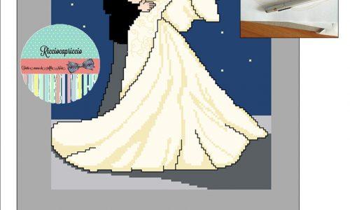 Schema puntocroce sposi